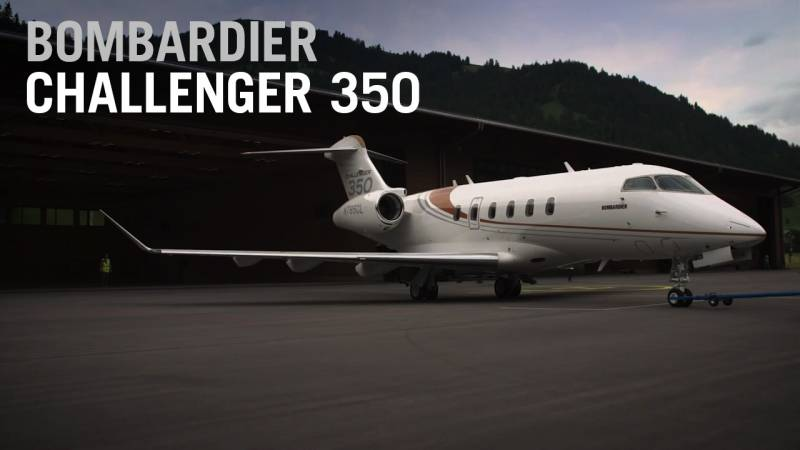 Bombardier Challenger 350: Performance that goes a long way