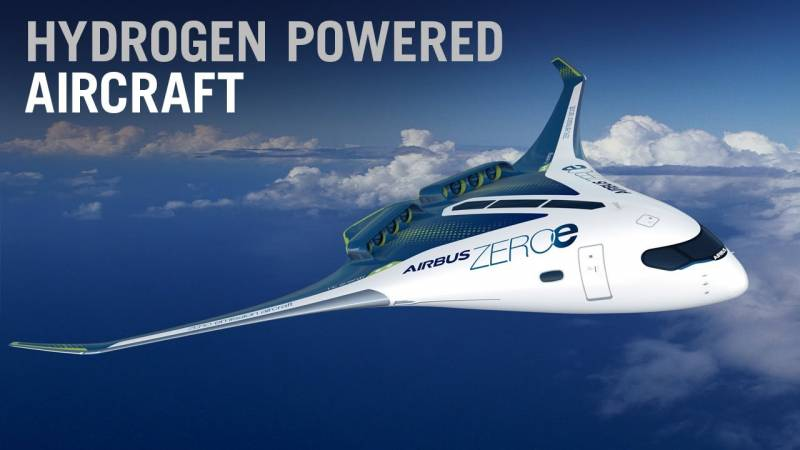 The Case For Hydrogen-Powered Aviation is Building Momentum